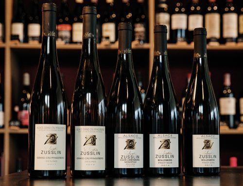 Le Domaine Valentin Zusslin, des vins d'Alsace en Bio-Dynamie